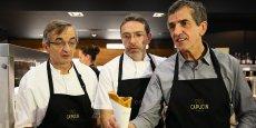 Le restaurant Capucin signé Bras va présenter son concept de fast-cook à New York. Crédits : Rémi Benoit