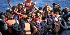 Contrairement à une idée fausse très répandue, plus de 80 % des migrants accostant en Grèce viennent de Syrie et non d'Afrique.