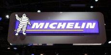 Mercredi 26 août le cours de l'action Michelin était légèrement en baisse, à 86,67 euros. Le groupe, présent de 170 pays, emploie 112.300 personnes.