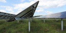 Le tracker solaire horizontal à un axe, Exotrack HZ