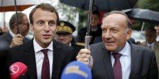 Le ministre de l'Economie, Emmanuel Macron, a profité de l'Université du Medef pour relancer le débat sur la durée du travail.