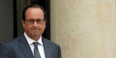L'institut de sondage a élaboré trois hypothèses de configurations de premier tour: dans les trois cas, François Hollande n'accèderait pas au second tour.