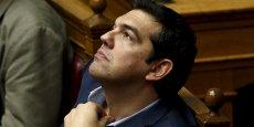 Alexis Tsipras est en tête des intentions de vote avec son parti Syriza, mais l'écart se réduit avec les conservateurs.