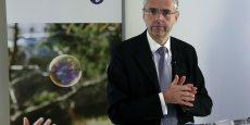 Michel Combes est devenu fin août directeur des opérations d'Altice, la holding de l'homme d'affaires Patrick Drahi, et président de sa filiale française SFR-Numericable.