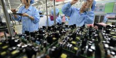 La semaine dernière, deux indices ont montré que l'activité manufacturière chinoise s'était violemment contractée en août.