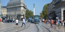 Le tramway et ses extensions multiples constitue un autre grand dossier pour Trans'Cub.