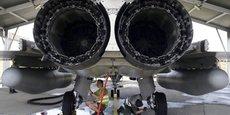 La prochaine visite d'Emmanuel Macron en Inde pourrait relancer la coopération entre Safran et l'Inde pour motoriser l'avion de combat léger, le Tejas.