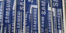 S'il reste le numéro un du smartphone, d'après les cabinets spécialisés, Samsung fait face à un ralentissement de la demande.