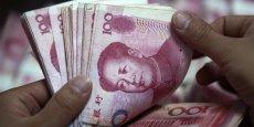 Les réserves de change chinoises, les plus importantes au monde, ont fondu en août de quelque 93 milliards de dollars, selon des chiffres officiels
