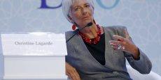 La Fed ne doit pas essayer pour voir puis devoir revenir en arrière, considère Lagarde.