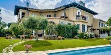 Une maison de maître d'Anglet, dans les Pyrénées-Atlantiques, actuellement dans le catalogue de Coldwell Banker DP&P Consulting