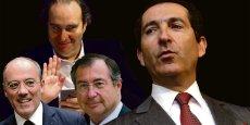 Richard, Niel, Bouygues, Drahi : qui sera le nouveau tycoon des médias et des télécoms ?