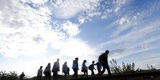Lors de son premier discours sur l'état de l'Union du mercredi 9 septembre, Jean-Claude Juncker, le président de la Commission européenne, a exhorté les Etats membres à se répartir d'urgence l'accueil de 160.000 réfugiés, déjà sur le sol européen.