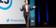 Anaplan a levé 150 millions de dollars en trois ans.