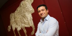 Thomas Fantini, gérant de la Compagnie des Pergos