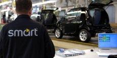 Le Pacte 2020 de Smart France prévoit d'augmenter la durée du travail à 39 heures hedomdaires dès l'an prochain, mais avec une rémunération calculée seulement sur 37 heures.