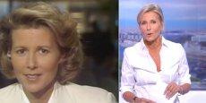 Claire Chazal a présenté son premier JT de TF1 le 16 août 1991.