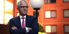 Malcolm Turnbull (ici en septembre 2013) étant parvenu à ses fins, l'Australie en est à son cinquième Premier ministre en huit ans.