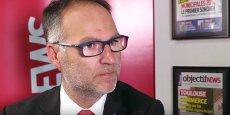 Daniel Fleho, directeur du développement de Prévifrance
