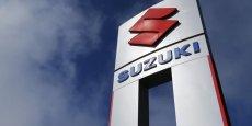 Suzuki a fait état de 6.401 véhicules concernés par des irrégularités dans leurs émissions de polluants.