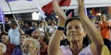 La victoire de Syriza souligne une volonté de résistance.