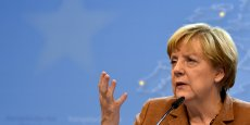 Angela Merkel peine à maintenir l'ordre dans son propre camp.