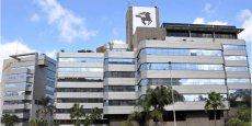 Le siège de la Banque centrale populaire, à Casablanca.