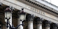 La Bourse de Paris a effacé en grande partie le rebond de vendredi (+3%).