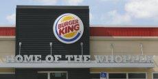 Les 509 Quick de France pourraient passer sous la bannière Burger King si l'acquisition aboutit.