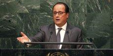 François Hollande a laissé entendre que la France pourrait user de son veto au Conseil de sécurité en l'absence de deux conditions. D'abord qu'il y ait une transition qui puisse s'ouvrir en Syrie et que cette transition écarte Bachar al Assad de la solution. Deuxième condition : que s'arrêtent les bombes.