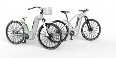 Voici Alpha, le vélo à hydrogène qui pourrait bien ringardiser les vélos électriques classiques.