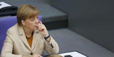 La chancelière Angela Merkel a trouvé un accord avec ses alliés de coalition. Pour combien de temps ?
