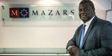 Abdou Diop, directeur associé du cabinet de Conseil Mazars