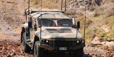 Thales va livrer à la Force de défense australienne 1.100 véhicules tactique 4/4 Hawkei et plus de 1.000 remorques.