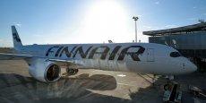 Finnair a commandé 19 Airbus A350