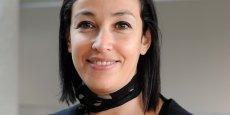 Lilla Mérabet, présidente de la commission Innovation, Recherche et Enseignement supérieur au conseil régional d'Alsace