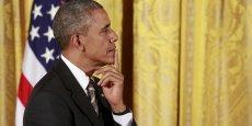 Barack Obama ne veut pas passer inaperçu des Américains qui boudent la télé payante.