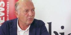 Hugues Samain, le président de Cerfrance Midi-Pyrénées