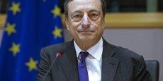 Mario Draghi veut passer à l'offensive