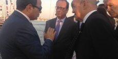 Les premières discussions sur la revente des deux Mistral entre la France et l'Egypte ont eu lieu le 6 août lors de l'inauguration du canal de Suez