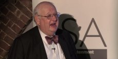 Angus Deaton remporte le 75e prix nobel d'Economie.