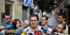 Albert Rivera est l'étoile montante de la politique espagnole.