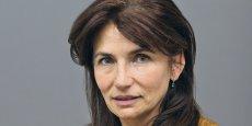 Christine Cabau-Woehrel, présidente du directoire du Grand port maritime de Marseille (GPMM)