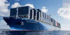 Le port du Havre est en eaux profondes, capable d'accueillir les plus gros porte-conteneurs du monde (on y a lancé l'énorme Bougainville capable de porter 18.000 conteneurs, soit à peu près un milliard d'euros de marchandises par voyage), à 200 tout petits kilomètres de Paris, et absolument pas congestionné comme Anvers et Rotterdam.
