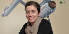 Rachel Delacour, cofondatrice à Montpellier de la start-up We are Cloud, plus connue sous le nom de BIME Analytics.