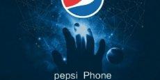 Le grand rival de Coca Cola va bientôt avoir un smartphone à son effigie en Chine.