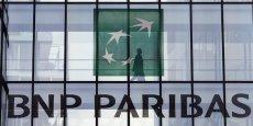 Selon la CFDT, BNP Paribas a réduit son réseau d'agences physiques de 10% en trois ans.