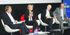 Valérie Pécresse était l'invitée du Hub du Grand Paris organisé par La Tribune.