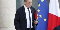 Le président de la République m'a demandé de rester ministre de la Défense jusqu'à la fin de la campagne, jusqu'à la fin de l'année, a déclaré Jean-Yves Le Drian samedi.