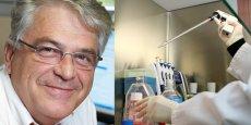 Cédric Cabanes préside le cluster chimie verte depuis sa création en janvier 2014.